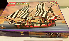 LEGO 6286 Pirates Skull's Eye Schooner with Box & Manual  100 % Complete