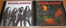 2CD set Badlands ‎– Badlands 1989 + Badlands ‎– Voodoo Highway 1991