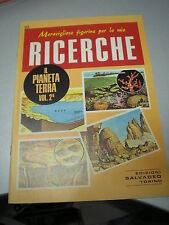FIGURINE RICERCHE SALVADEO n. 53 IL PIANETA TERRA VOL. 2°, 1978