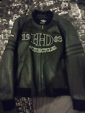 HARLEY DAVIDSON Leather Jacket XL