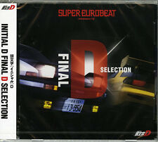 ANIME-SUPER EUROBEAT PRESENTS INITIAL D FINAL D SELECTION-JAPAN 2 CD I19