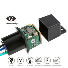 Car GPS Tracker Relay GPS Tracking Spy Security Device Cut Off Oil System BJ