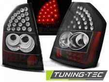 FANALI POSTERIORI CHRYSLER 300C/300 09-10 BLACK LED LOOK*2068