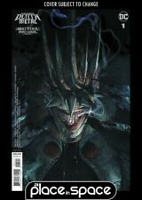 DARK NIGHTS: DEATH METAL - THE MULTIVERSE WHO LAUGHS #1B (1:25) VARIANT (WK48)
