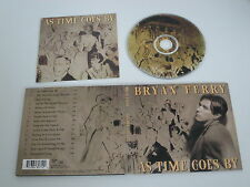 BRYAN FERRY/AS TIME GOES BY(VIRGIN 8482712+DGVIR89) CD ALBUM