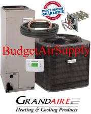 5 ton 14 SEER HEAT PUMP ICP/Carrier-GRANDAIRE Model Split System +25ft Lineset