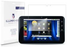 iLLumiShield HD Screen Protector w Anti-Bubble/Print 3x for Dell Streak 7