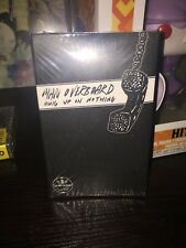 New Man Overboard Hung up on Nothing Cassette HTF SUPER RARE 40 made