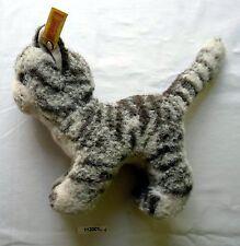 alte Steiff Stoff Katze mit Knopf im Ohr 2726/17 (112001)