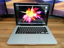 "MacBook Pro Intel i7 3.6GHz, 16GB 1866MHz RAM, 990GB SSD +HD 13.3"" Apple Laptop"