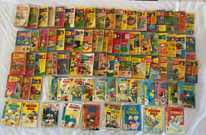 1968 WALT DISNEY Comics Digest #1  Gold Key & Gladstone Mixed Lot, 77
