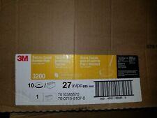 3M 3200 27in Burnisher Pads- 10 per case!