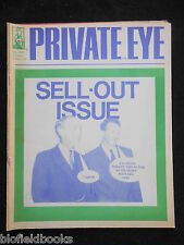 PRIVATE EYE - Vintage Satirical Political Humour Magazine - 3rd December 1971