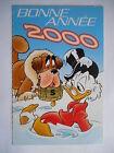 """CPM """"Le journal de Mickey - Bonne année 2000 - Picsou"""""""