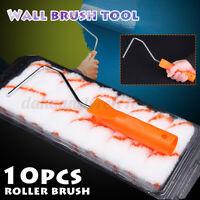 Paint Roller Kit Painting Roller Runner Pintar Brush Home Club Scene Decor Pro
