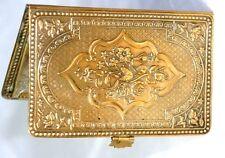 """NEEDLE CASE """"THE UNIQUE"""" VICTORIAN~~  ANTIQUE c1869 ~~William Lewis, Redditch"""