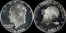 1976-S PCGS PR69 DCAM Eisenhower Ike Old Large Silver Dollar US Type Coin