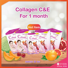 Collagen C&E For 1 Month (4 boxes)