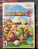 Mario Party 8 - Nintendo Wii - World Edition - Region Free - Brand New