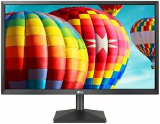 "LG 24MK430H-B 23.8"" LED IPS LCD Monitor HDMI VGA 1080 Widescreen w/AMD FreeSync"