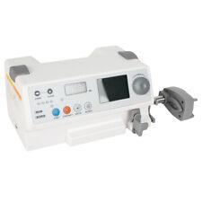 Syringe Pump Infusion Laboratory Human Injection Kvo With Audible Visual Alarm