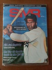 PSA Grading SMR Price Guide August 2021 w/ Jackie Robinson Dodgers Sealed