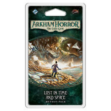 Arkham Horror The Card Game Lost In Time & Space Mythos Pack NEW