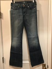SEVEN 7 FOR ALL MANKIND  A Pocket Jeans 27