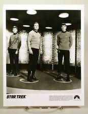 DeForest Kelly Autographed signed 8x10 photo w/coa  Star Trek TOS Transporter
