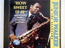 How Sweet It is-Junior Walker & the Allstars (CD)