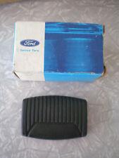 NOS GENUINE FORD AUTO BRAKE & CLUTCH PEDAL PAD XK XL XM XP FALCON COUPE FUTURA