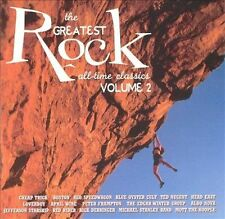Greatest Rock: All-Time Classics, Volume 2 CD