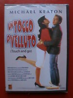 dvd film michael keaton touch and go un tocco di velluto maria conchita alonso f