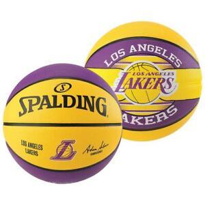 Spalding LA Lakers NBA Team Basketball