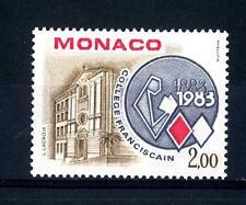 MONACO - 1983 - Centenario del collegio francescano di Montecarlo