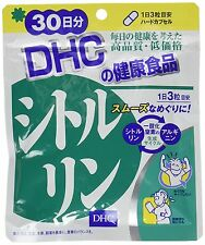 DHC L-citrulline Arginine 90 Capsules Energy Blood flow New Health Beauty Japan