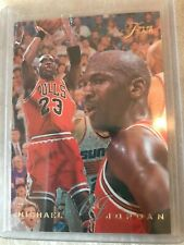 1995-96 Flair Michael Jordan Card #15