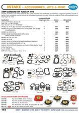 Carburetor Repair Kit Weber 32/36 DGV5A EPC 32/36 Jeep, Suzuki, Toyota EMPI 2361