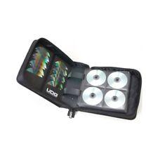 porta cd UDG 128 nero / black cd wallet u9979bl x DJ