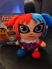 Justice League Series 2 Blind Box Plush Toy Harley Quinn Rare