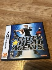 Elite Beat Agents (Nintendo Ds, 2006) Tested Works Complete Vc2
