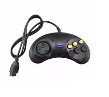 Manette contrôleur pour Sega MegaDrive - Master System - Genesis - 6 boutons
