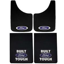 4 Piece Ford Mud Flaps Set
