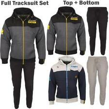 Cotton Fitness Fleece Tracksuits for Men