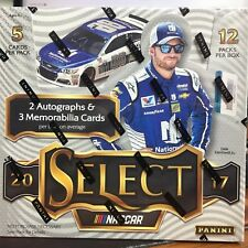 NED JARRETT 2017 SELECT Racing HOBBY 6BOX Driver Break #24