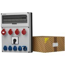 FFF B-WARE Stromverteiler GR-S/FI 3x16 1x32 5x230V Doktorvolt 6640 B-WARE