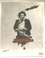 Massacre à la Tronçonneuse Édition Collector Version Restaurée 4k Blu-Ray Neuf
