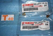 2 Gicleur Principal # 125 d'origine Yamaha XV 1100 S VIRAGO 1988/1997 neuf