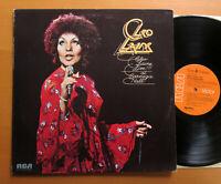 Cleo Laine Live At Carnegie Hall 1974 NM/EX Vinyl LP - RCA LPL1-5015