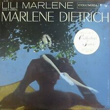 Marlene Dietrich Sealed US Reissue LP Lili Marlene Columbia Torch songs